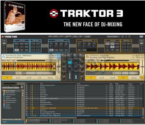Native Instruments Traktor Pro v1 2 1Traktor Pro 3