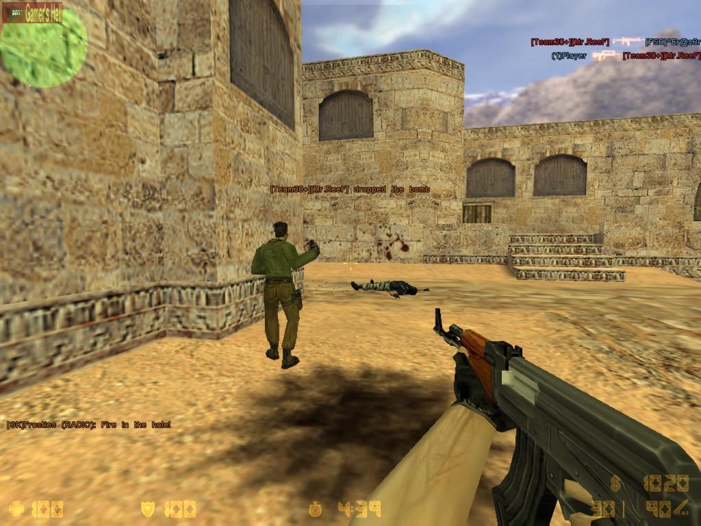 שם:  Counter Strike 1.6 Screen Shot.jpg צפיות: 711 גודל:  121.1 קילובייט
